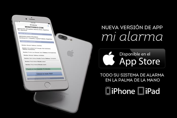 """APP """"Mi alarma"""" para iOS"""