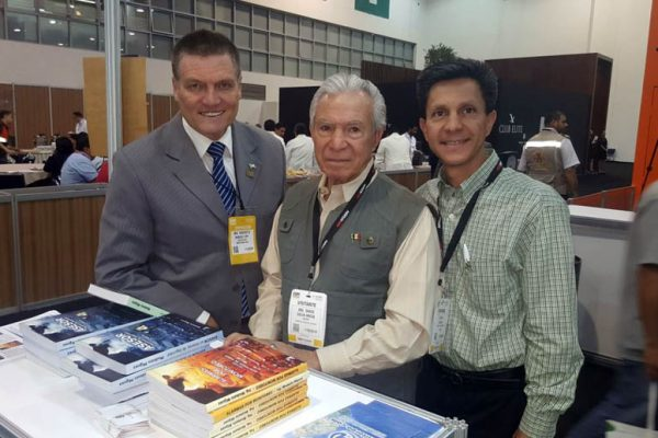 Expo_Seguridad_Mexico_Monitoreo_Con el Ing. David Colin Arcos