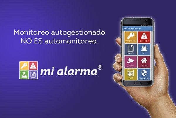 app Mi Alarma Monitoreo.com