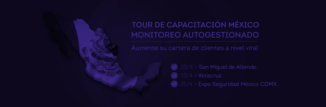 Tour de Capacitación Latinoamérica 2018