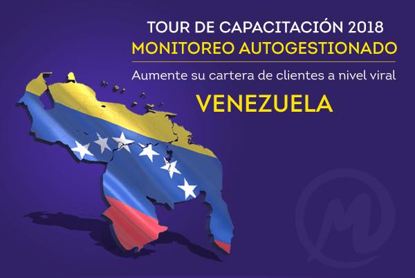 Tour de Capacitación: Venezuela