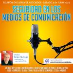 Seguridad en los medios de comunicación